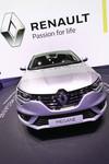 IAA 2015: Renault Mégane lenkt mt allen Vieren