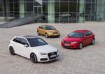 Audi A3 startete vor 20 Jahren