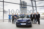 BMW liefert zehnmillionsten 3er aus