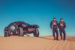 Sébastien Loeb fährt für Peugeot die Dakar