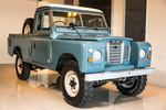 Bob Marleys Land Rover ist wieder fit