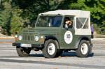 Fahrbericht Suzuki LJ 80: Mit dem Schmunzelmonster ins Grüne