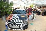 Cro übergibt seinen Mercedes-Benz CLA Street Style