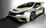 Der Opel Astra für die Rennstrecke