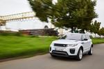 Range Rover Evoque mit zahlreichen Neuerungen