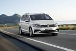 R-Line-Pakete für den VW Touran