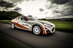 Ein Toyota für Rallyes: Mit Heckantrieb und Boxermotor