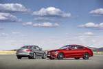 Mercedes-Benz C-Klasse Coupé kann bestellt werden