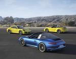 Porsche stellt Allrad-Modelle vor