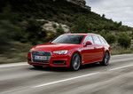 Pressepräsentation Audi A4 Avant: Selbstbewusst