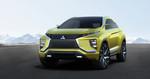 Tokio 2015: Mitsubishi eX soll bis zu 400 Kilometer weit kommen