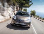 Pressepräsentation Nissan Leaf: Bangemachen gilt nicht