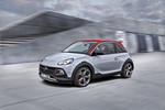 Opel Adam Rocks S: Sportsfreund in Gummistiefeln