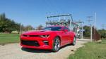 Pressepräsentation Chevrolet Camaro: Amerikanische Kompetenzerklärung