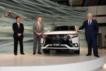 Londons Bürgermeister enthüllt Mitsubishi