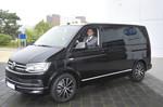Ein Multivan für den Minister