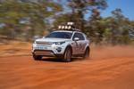 Land Rover Experience gestartet
