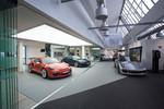 Porsche feiert 65 Jahre Werksabholung