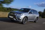 Mitsubishi Outlander erfolgreichster Plug-in-Hybrid