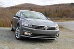 Pressepräsentation Volkswagen Passat (US-Version): Gute Nachrichten aus Amerika
