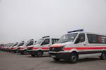 Hilfsorganisationen ordern 38 Volkswagen Crafter