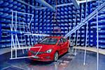 Opel Astra im Elektronik-Labor