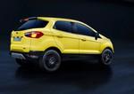 Pressepräsentation Ford Ecosport: Kompakt-SUV 2.0