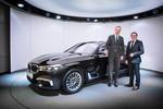 Erster 7er BMW ausgeliefert