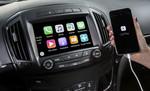 Neue Navigation für Opel Insignia