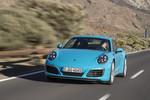 Pressepräsentation Porsche 911 Carrera: Die Ausnahme wird zur Regel