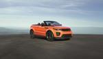 Mit dem Range Rover Evoque Cabrio in den Frühling