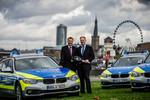 BMW liefert über 2000 Polizeifahrzeuge