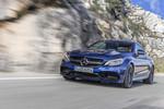 Pressepräsentation Mercedes-AMG C 63 S Coupé: Biestig
