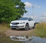 Kurztest Volvo S60 Cross Country D4: Raue Schale