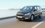 Pressepräsentation Ford Galaxy: Die dritte Generation
