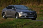 Pressepräsentation Renault Talisman: Die Marke wagt sich wieder an die große Klasse