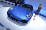 Los Angeles 2015: Turbo für den Targa