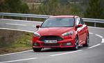 Der Diesel beflügelt den Ford Focus St