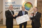 Porsche unterstützt UNICEF-Partnerschaft mit 100 000 Euro