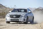 Abnahmefahrt in der neuen E-Klasse: Der Mercedes schlechthin