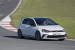 Pressepräsentation VW Golf GTI Clubsport: Spielkamerad für die Piste
