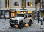 Land Rover versteigert zweimillionsten Defender