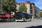 Elektrobuslinie mit Solarpreis ausgezeichnet