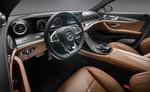 Mercedes-Benz E-Klasse: Sternenstaub und Daumenkino
