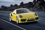 Detroit 2016: Porsche Turbo zeitgleich als Coupé und Cabrio
