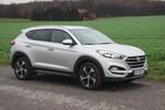 Fahrbericht Hyundai Tucson 1.6 Turbo: Voller Selbstbewusstsein