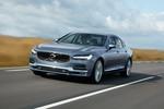 Detroit 2016: Volvo steigt mit dem S90 in die Oberklasse ein