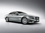 Neuer Einstieg in das Mercedes-Benz S-Klasse Coupé