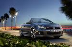 VW peppt Golf GTI Cabriolet auf