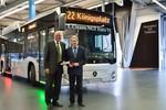 Augsburg Busflotte fährt nun CO2-neutral